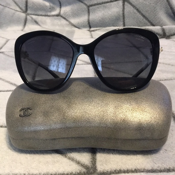 2bfaa336e359 CHANEL Accessories - NWOT Butterfly Winter CHANEL Sunglasses